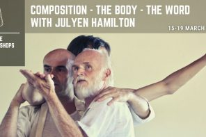 Online Σεμινάριο με τον Julyen Hamilton | Pocket Dance Festival 2021